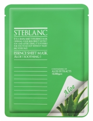 STEBLANC ESSENCE SHEET MASK Aloe Vera