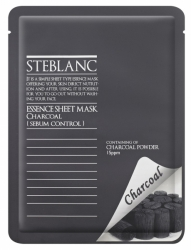 Steblanc Essence Sheet Mask Charcoal 20g