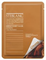 Steblanc Essence Sheet Mask Ginseng 20g