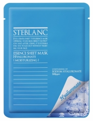 STEBLANC ESSENCE SHEET MASK Hyaluronate