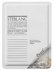 Steblanc Essence Sheet Mask Pearl 20g