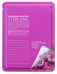 Steblanc Essence Sheet Mask Rose 20g