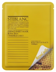 STEBLANC ESSENCE SHEET MASK Royal Jelly