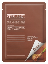 Steblanc Essence Sheet Mask Snail 20g